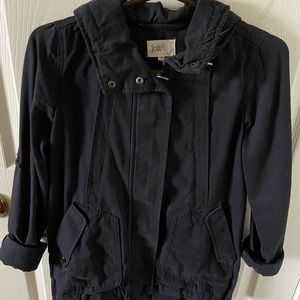 Jolt navy blue field jacket